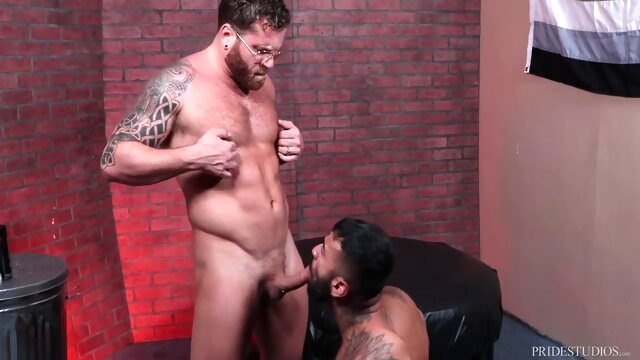 Ricky Larkin And Max Sargent In Beards & Bulges Compilation bear beeg videos