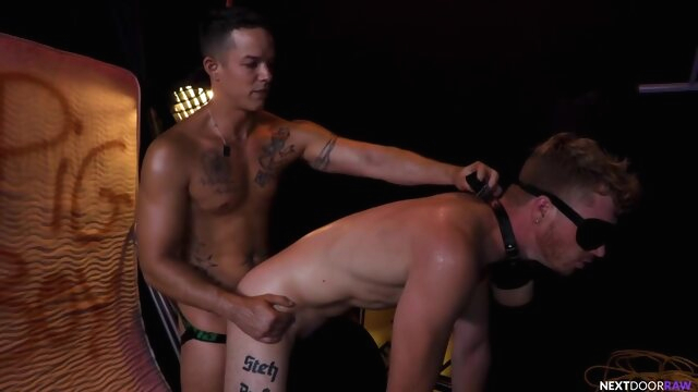 Dacotah Red & Nic Sahara - Pig Boy bareback beeg videos