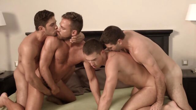 Dato & Friends Foursome gay beeg videos