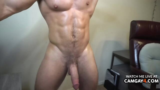 Muscular man full of oil masturbating cam boy beeg videos
