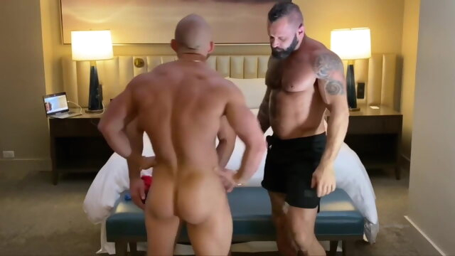 Travis Dyson and Tank Joey bareback beeg videos