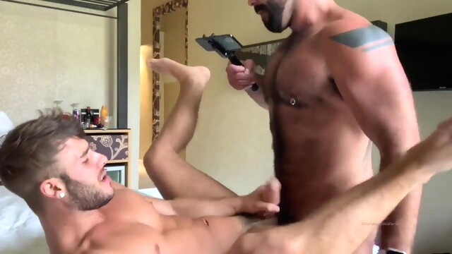 Allen & Teddy amateur beeg videos