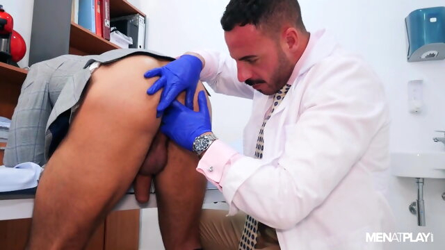 MAP - Rectal Examination bareback beeg videos