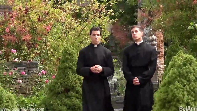 Scandal at the Vatican - Andrei Karenin & Joel Birkin twink beeg videos