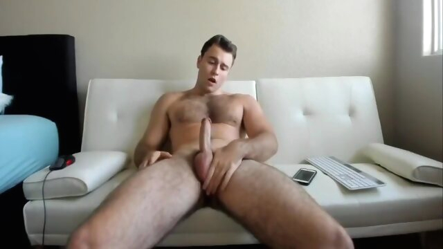 Cam Cum: Hot Stud Unloads On His Chest amateur beeg videos