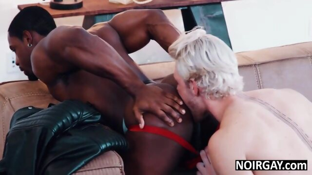 Chocolate Gay Stud Fucks Hot White Guy During Audition black beeg videos