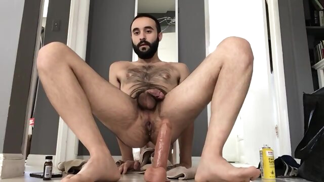 Fucking my hairy Arab hole with two dildos arab beeg videos