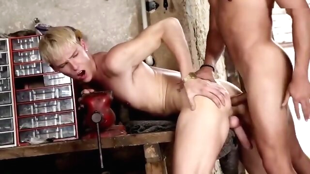 Let's Play With Kris Blent - Sex In The Shed bareback beeg videos