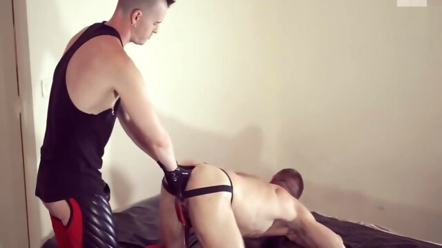 Bulrog and Axel Abyss in Hunger 2 blowjob beeg videos