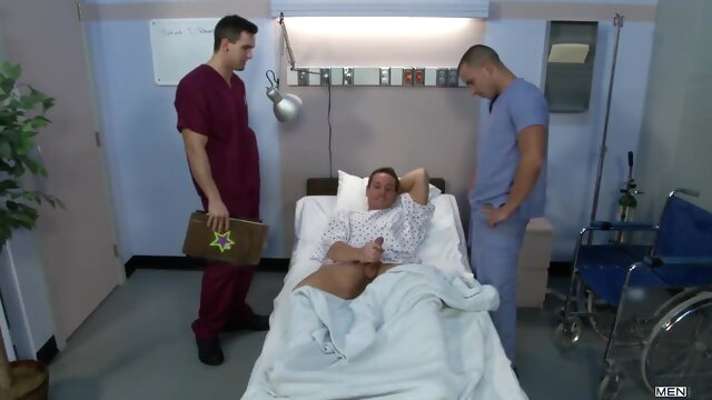 Lewd Patient (chris Tyler) bareback beeg videos